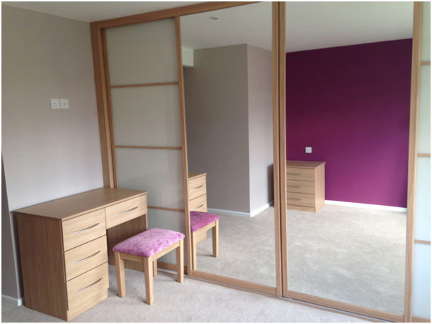 Fitted Bedrooms and Cupboards in the Fareham area